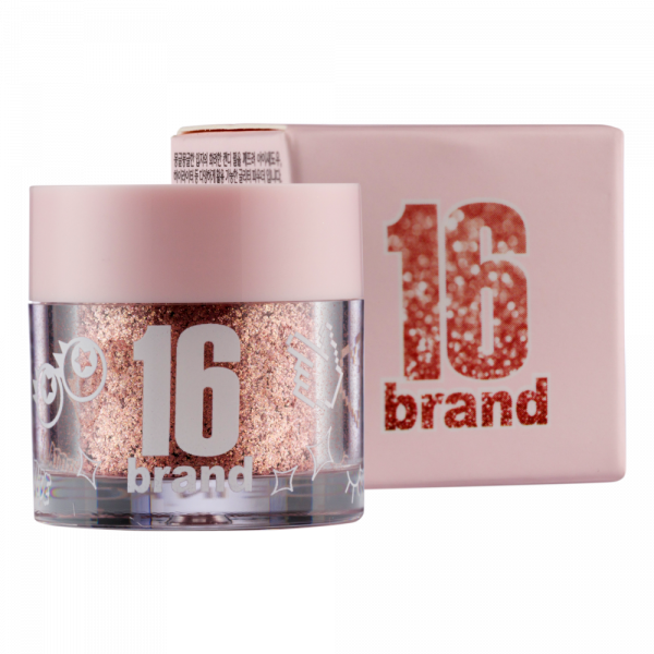 16 CANDY ROCK PEARL POWDER 03 ROSE CANDY