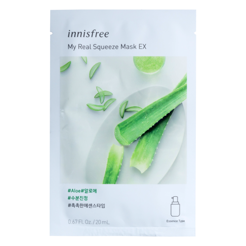 Innisfree My Real Squeeze Mask EX Aloe