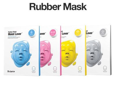Rubber Face Masks