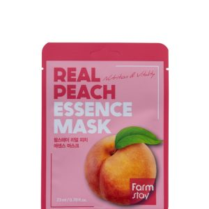 FARM STAY REAL PEACH ESSENCE MASK