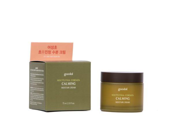 Goodal Houttuynia cordata Calming Moisture Cream copy