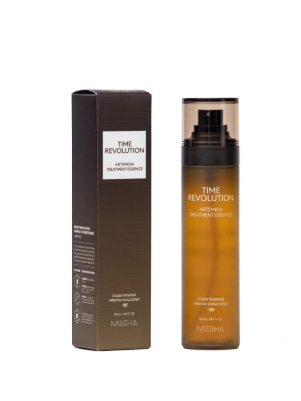 Time Revolution Artemisia Treatment Essence (mist type)120ml