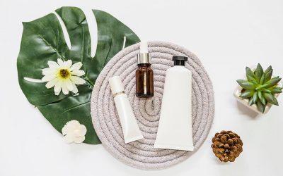 Vegan Skincare products