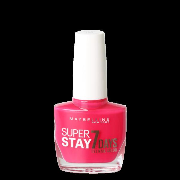 Maybelline Superstay 7 Days Gel Nail Polish – 190 Pink Volt