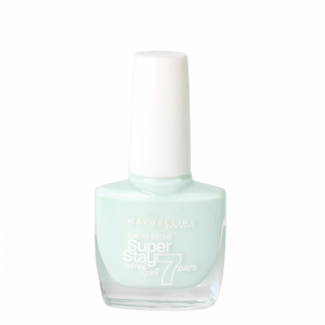 Maybelline Superstay 7 Days Gel Nail Polish – 615 Mint For Life