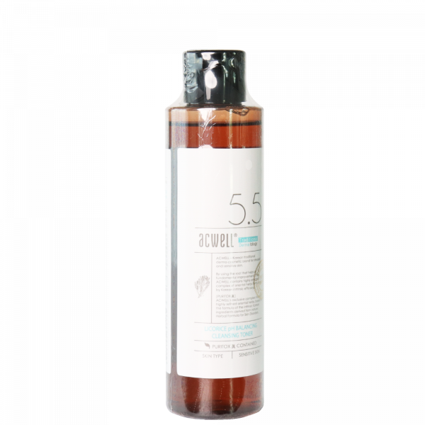 ACWELL LICORICE pH BALANCING CLEANSING TONER_2