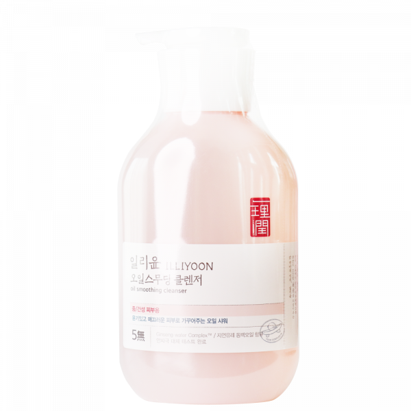 ILLIYOON OIL SMOOTHING CLEANSER 500ML_1