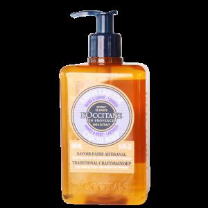 L_OCCITANE SHEA LAVENDER HANDS _ BODY LIQUID SOAP_1