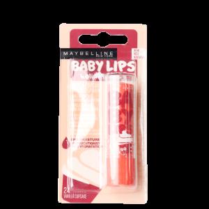 MAYBELLINE BABY LIPS LIP BALM VANILLA CUPCAKE_1
