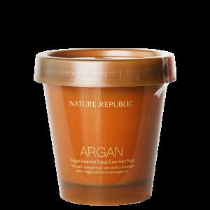 NATURE REPUBLIC ARGAN ESSENTIAL DEEP CARE HAIR PACK_1