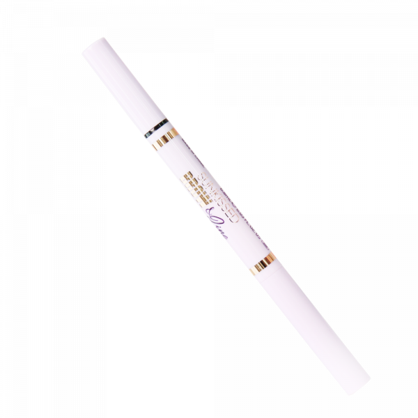 SUNKISSED BROW _ LINE EYEBROW PENCIL _ EYELINER DUO - MEDIUM DARK_1