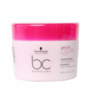 Schwarzkopf BC Bonacure Color Freeze Treatment Mask 200ml_1