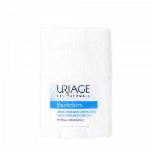 Uriage Bariéderm Stick Fissures Cracks 22g – For Dry and Chapped
